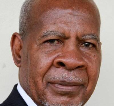 Tribute to Minister LurlineLarmond